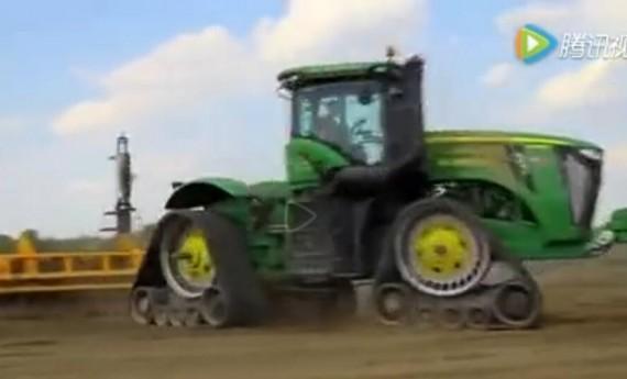 世界上惊人的大型农业机械合集